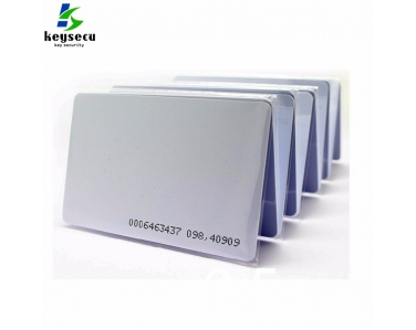 Access Control 125khz RFID Thin Card (K-8006)