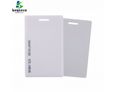 RFID 125Khz ID Thick Card (K-8007)