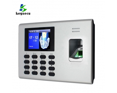 Built In Backup Battery Fingerprint Time Attendance (ZK-K40)